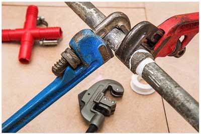 plumber, plumbing trouble
